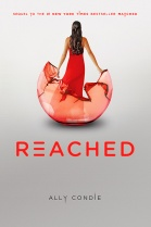 ally condie - reached