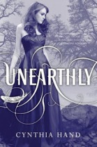cynthia hand - unearthly