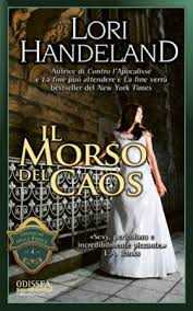 Recensione: https://wonderfulmonsterbook.wordpress.com/2013/08/11/recensione-il-morso-del-caos-di-lori-handeland-delos-books/