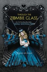 gena showalter - throug the zombie glass
