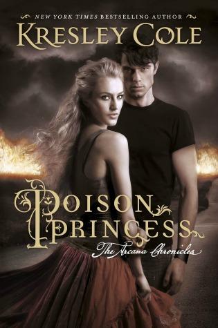 kresley cole - poison princess usa