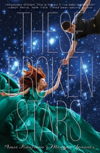 The broken stars - Amie Kaufman Megan Spooner