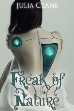 Cover #1: Freak of Nature