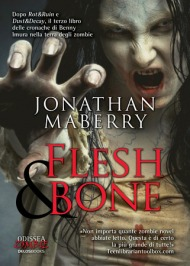 Jonathan Maberry - Flash & Bone
