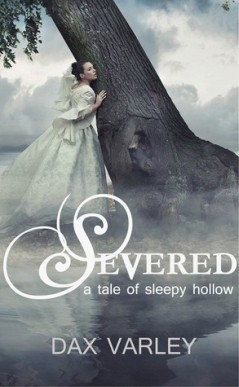 Cover #3: Severed