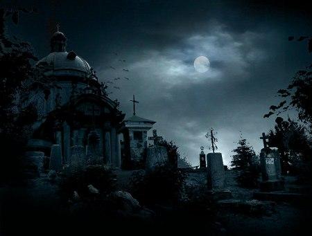 amanda stevens - old cemetery deviantart