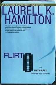 laurell hamilton - flirt USA