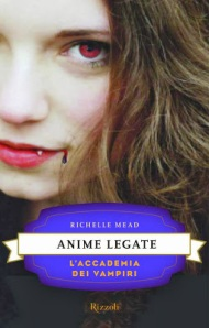 richelle mead - anime legate