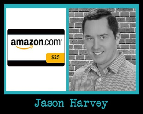 jason harvey - giveaway