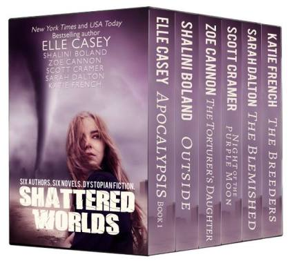 shattered worlds box set