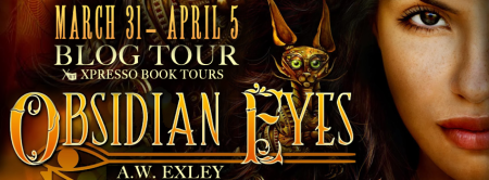 a.u. exley - blog tour