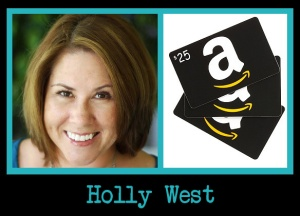 holly west - giveaway