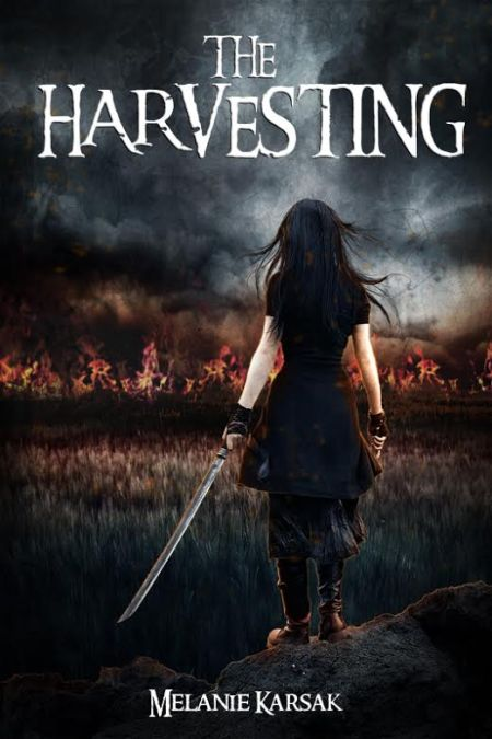melanie karsak - the harvesting