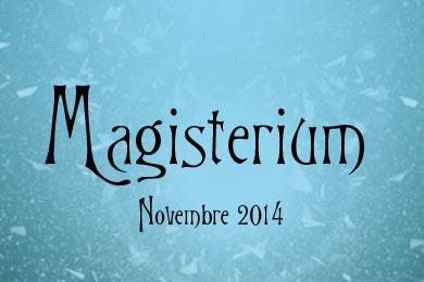 clare-black - magisterium 2