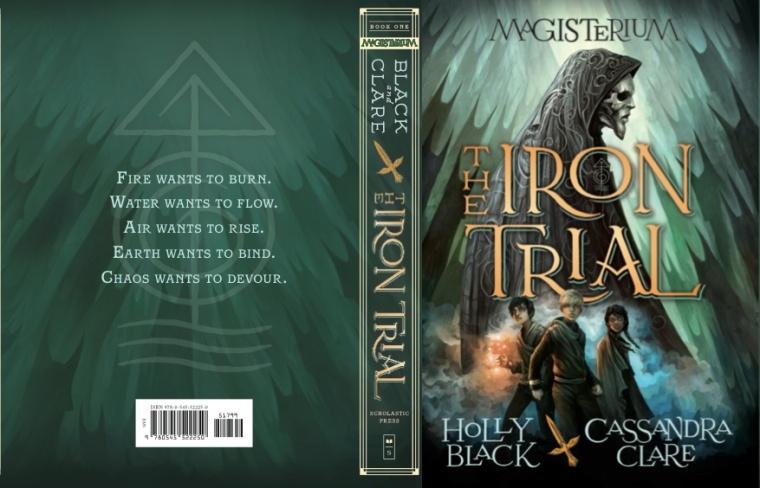 clare-black - magisterium 3
