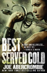 joe abercrombie - best-served-cold-us-pb
