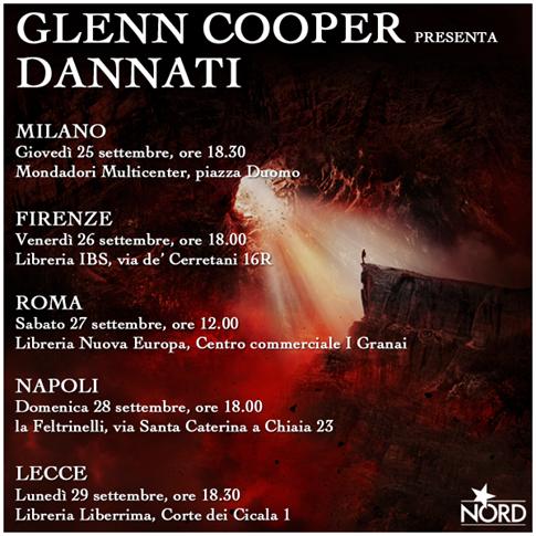 glenn cooper - date