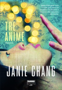 janie chang - tre anime