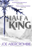 joe abercrombie - half-a-king uk