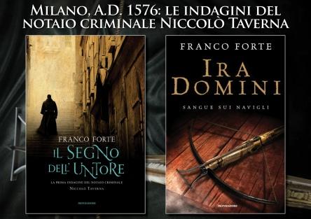 Prime due copertine Niccolò Taverna