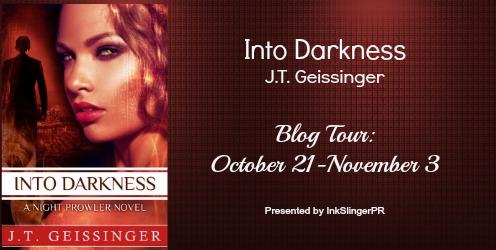 jt geissinger - into darkness blog tour