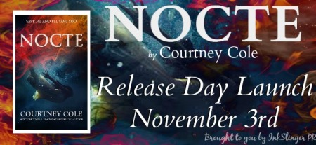 courtney cole - nocte banner