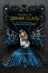 gena showalter - zombie glass