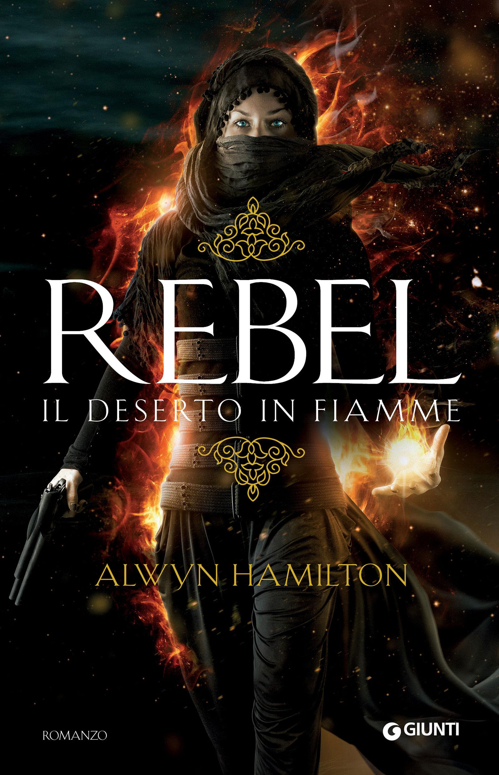Risultati immagini per rebel libro