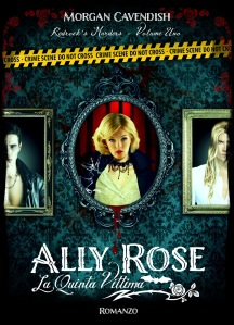 morgan cavendish - ally rose