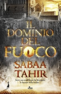 sabaa tahir - il dominio del fuoco