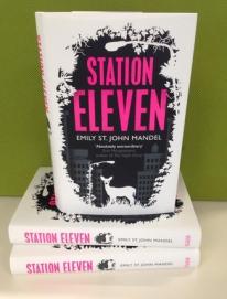 emily st.john mandel - station eleven