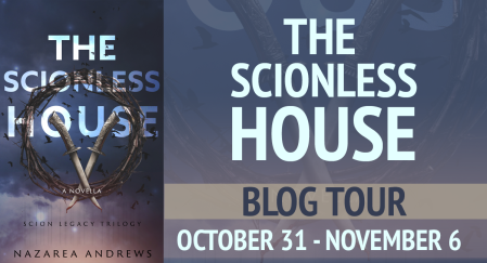 nazarea andrews - scion blog tour