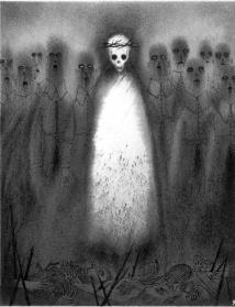 sally gardner - lettura morte