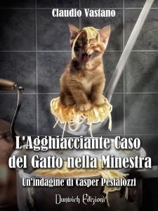 claudio vastano - agghiacciante caso del gatto