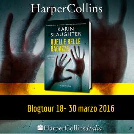 karin slaughter - blogtour
