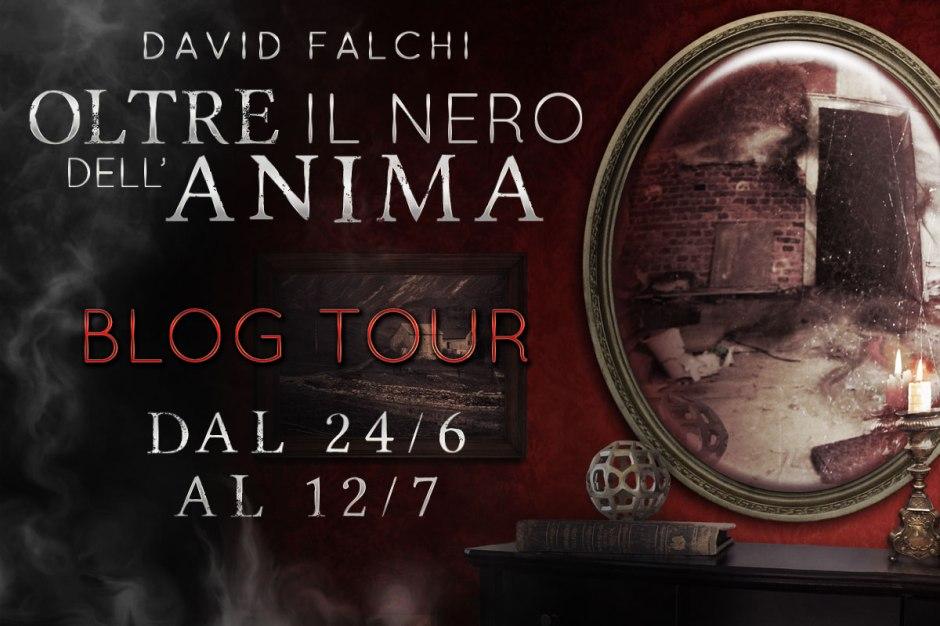 david falchi - blog tour