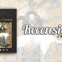 Recensione: The Sandman. Cacciatori di Sogni di N.Gaiman e Y.Amano