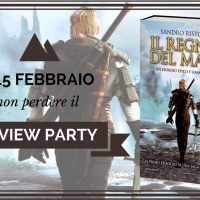 Review Party: Il Regno del male di Sandro Ristori